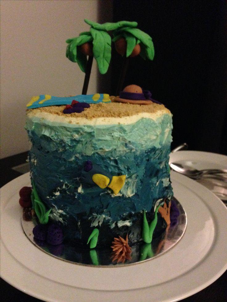 For Sue oct 2016 Beach and underwater scene