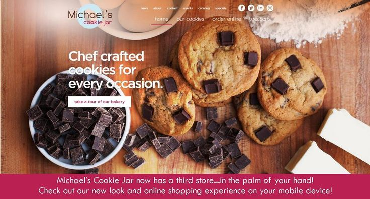 Michael's Cookie Jar Michael' Cookie Jar  Houston  Three Locations  Texas Places