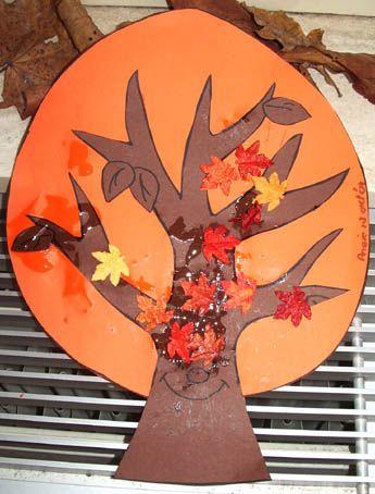 Knutselideeen voor kinderen, rondom het thema herfst. Knutselen voor de herfst en nog meer thema's vind je op deze site