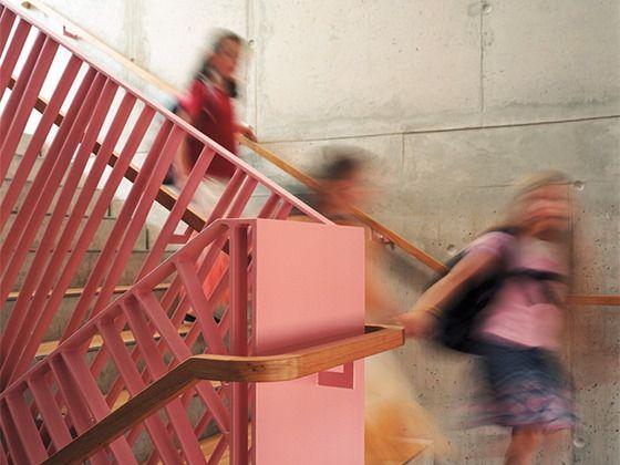 HafenCity Grundschule Hamburg  Leitmotiv konsequent