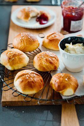 Zoete broodjes uit de stoomoven van Miele - Delicious magazine !