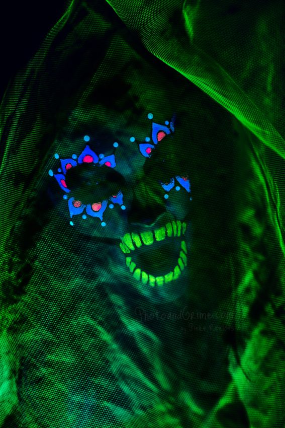 396 best images about Glow Paint on Pinterest | Glow, Uv ...