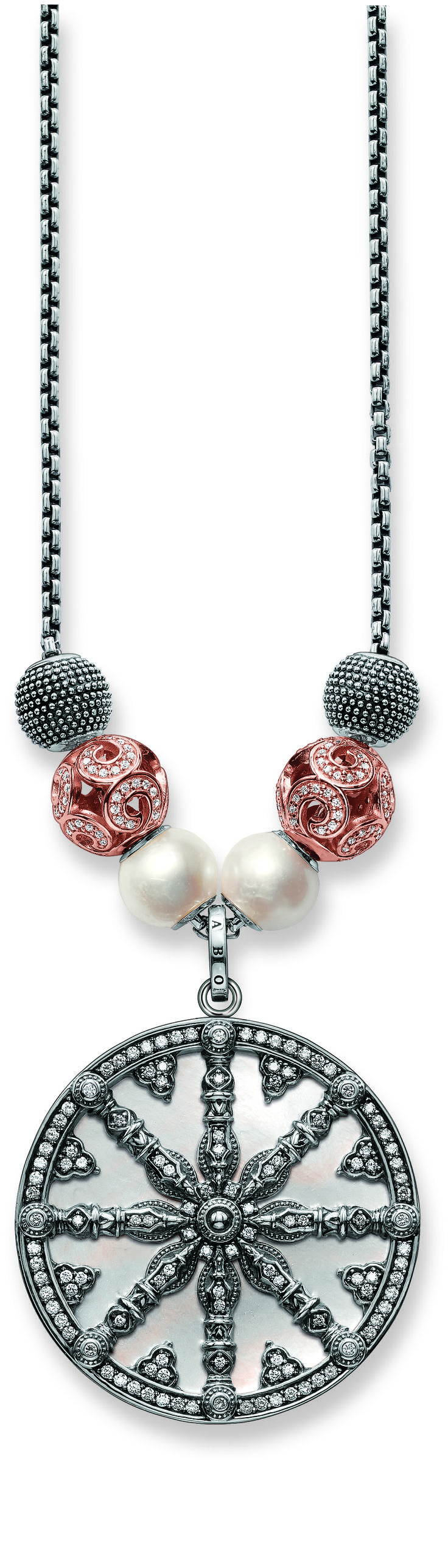 With the Spring/Summer collection, THOMAS SABO launches the new Karma Beads jewellery range.