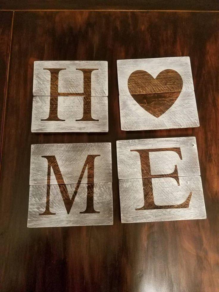 best 25 homemade wood signs ideas on pinterest wood. Black Bedroom Furniture Sets. Home Design Ideas