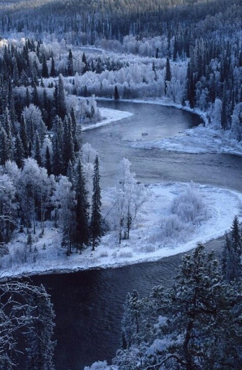 Winter wonderland Finland