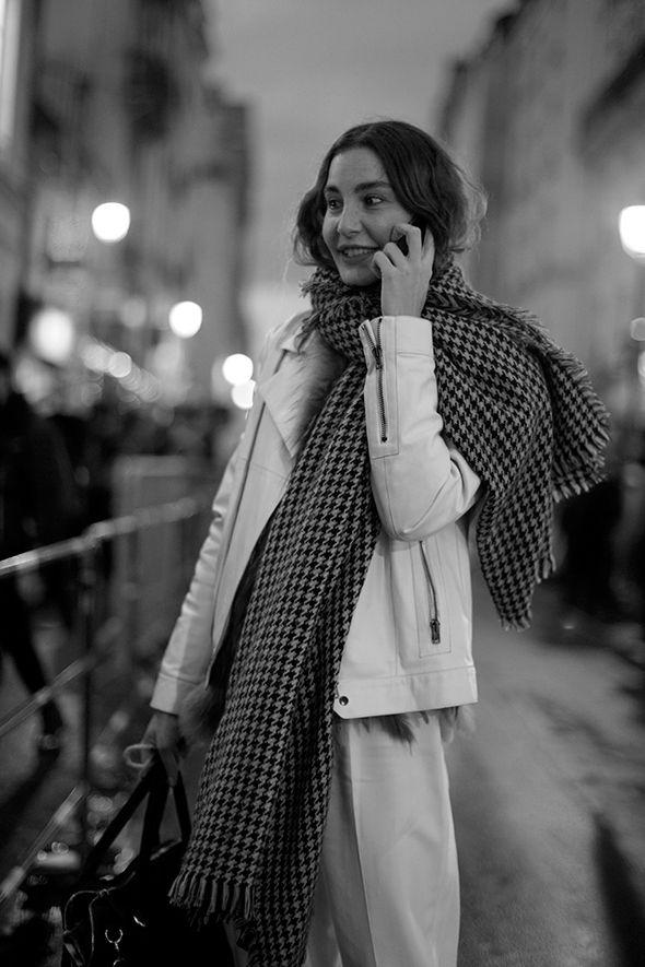 On The Street…Rue St. Martin, Paris - The Sartorialist