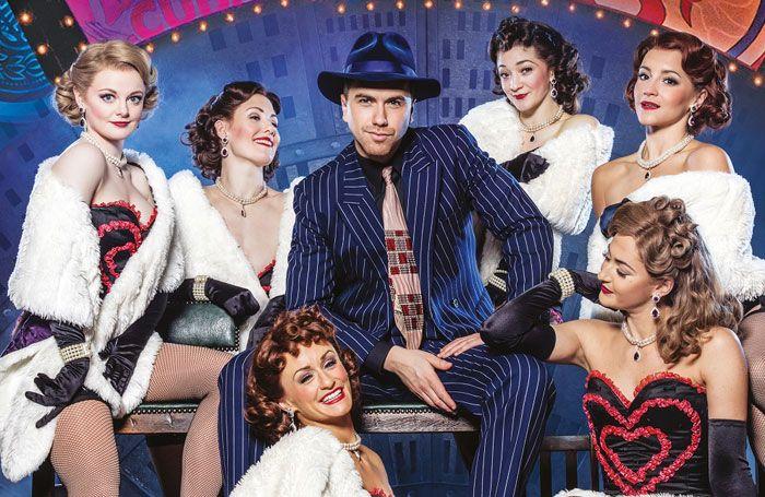 Richard Fleeshman and Louise Dearman cast in Guys and Dolls tour