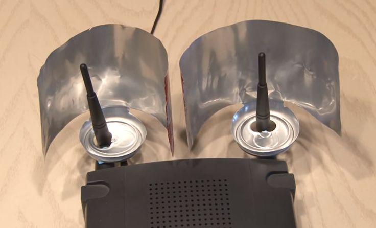 Heb je slecht WIFI bereik op sommige plekken thuis? Met deze BRILJANTE hack verdubbel je het WIFI bereik met gemak! - Zelfmaak ideetjes