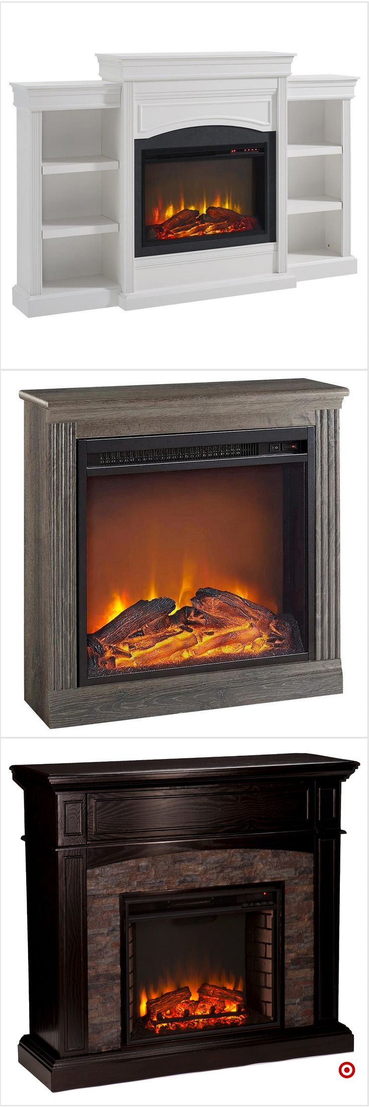 Shop Target for decorative fireplaces you will love at great low prices. Free shipping on orders of $35+ or free same-day pick-up in store.