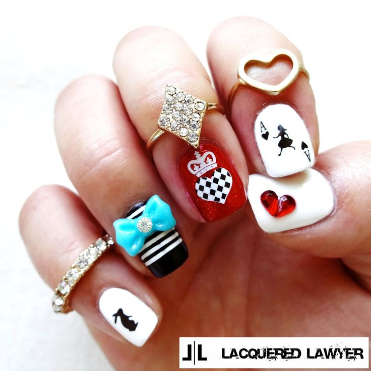 Disney Nail Art: 194 Best Nail Art - Disney Images On Pinterest
