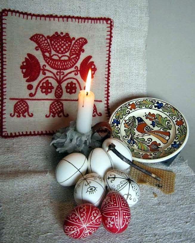 A MAGYAROK TUDÁSA: Húsvéti népszokások, hagyományok