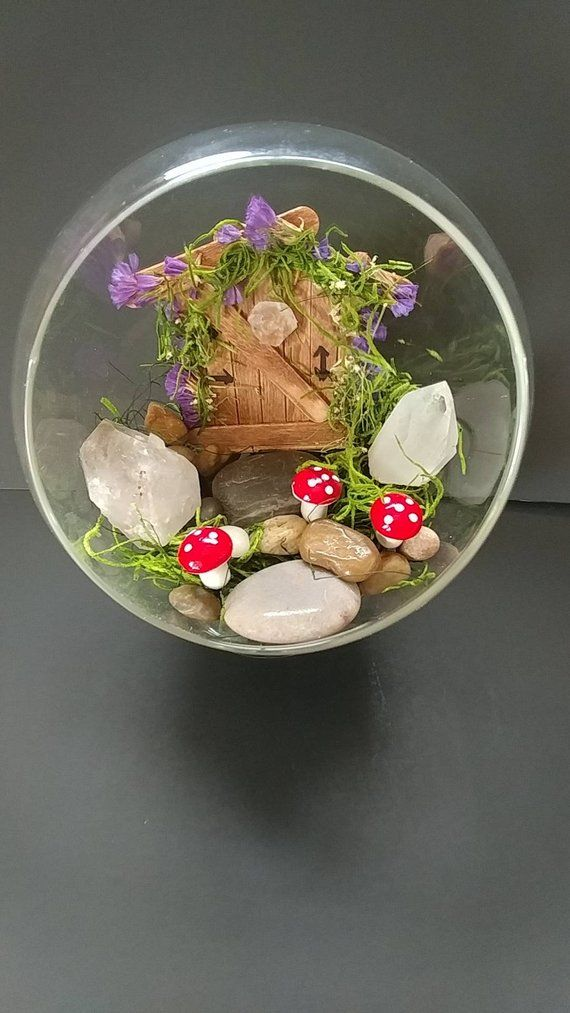 Miniature Fairy Garden Day-of-the-Dead Butterfly Fairy Buy 3 Save $5