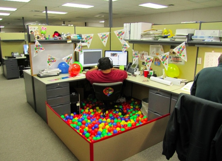 birthday the office