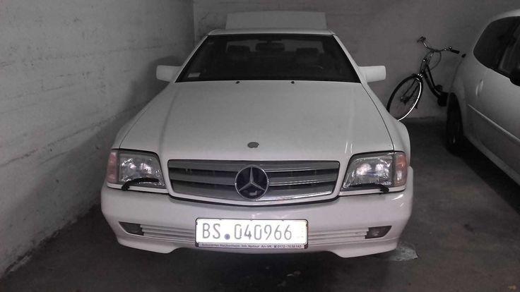 Mercedes 500 SL   Check more at https://0nlineshop.de/mercedes-500-sl/