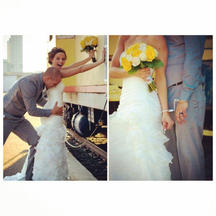 Cop wedding photography