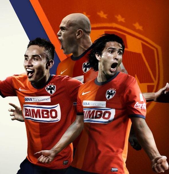 Monterrey Soccer Jersey 2013- Nike