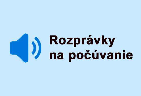 Databáza obľúbených hovorených rozprávok na počúvanie pre deti. Vypočujte si známe detské rozprávky online cez youtube.