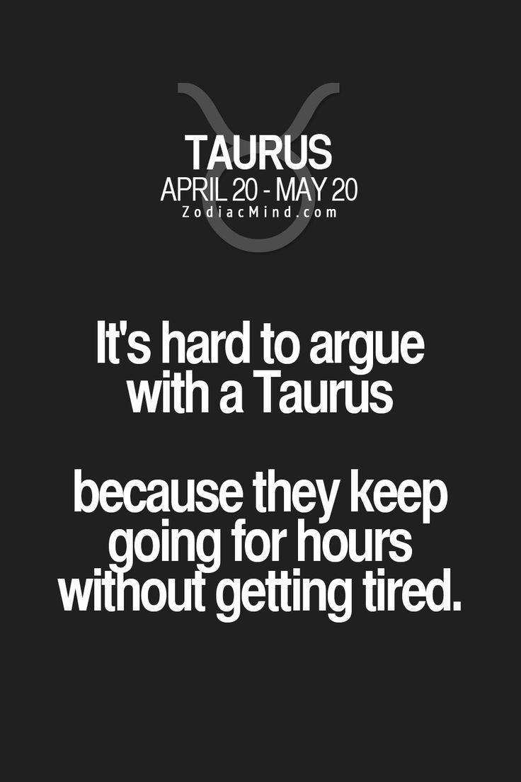 Taurus i am