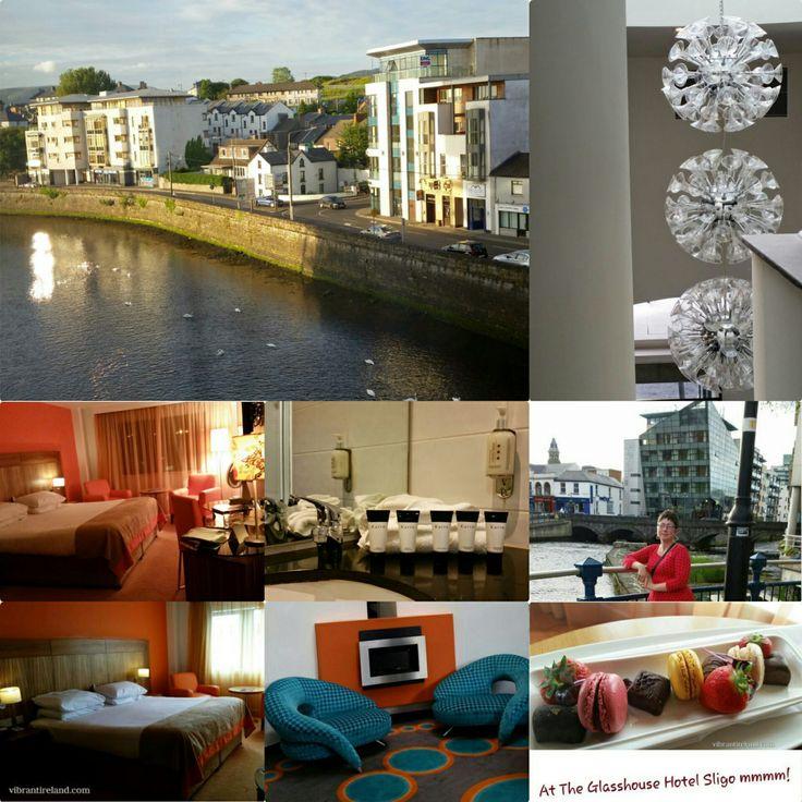 The Glasshouse  Hotel, Sligo town, Ireland