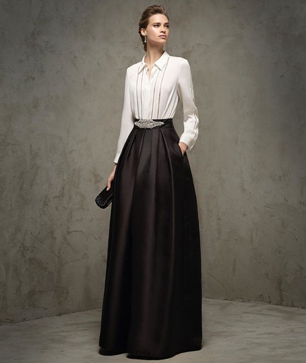 Vestidos para boda mujer 50 aрів±os
