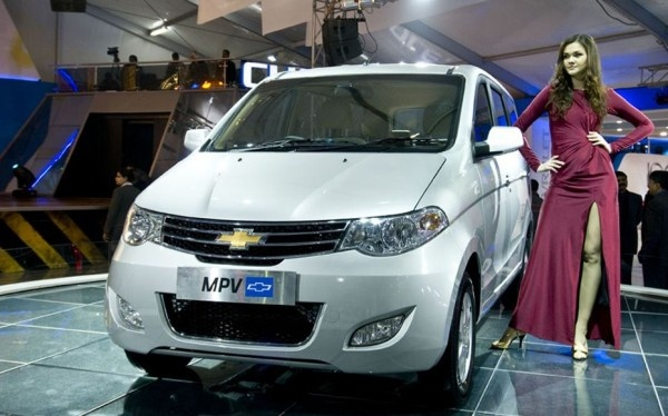 GM To Launch Chevrolet Enjoy By 2012 End