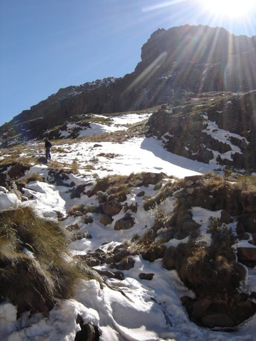 Snow in Southern Africa   Lesotho (by paul_lombard on TrekEarth)