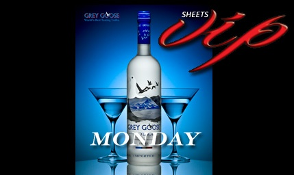 XS INDUSTRY MONDAY DEAL-ESCORTED BY SHEETS VIP TO YOUR PRIVATE TABLE -PRIVATE AREA SECURITY -TRADITIONAL MIXERS INCLUDE - ( ORANGE JUICE, SODA WATER, TONIC, CRANBERRY JUICE) - XS NIGHTCLUB INCLUDES2 BOTTLES (1 GREY GOOSE VODKA, 1 MOET CHAMPAGNE) -MINIMUM OF 6 PEOPLE-HOST FEE, TAX, WAITRESS TIP, LIMO RIDE -RED BULL AND WATER ARE EXTRA