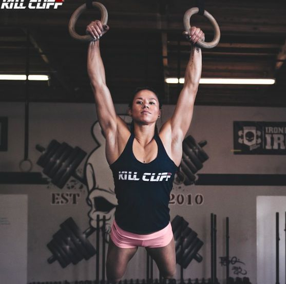 Kill Cliff Athlete Chyna Cho rockin the Women's Classic Tank. $19