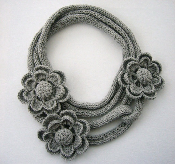 Elegant  and Versatile Hand Crochet  Knitted von CraftsbySigita, $28,00