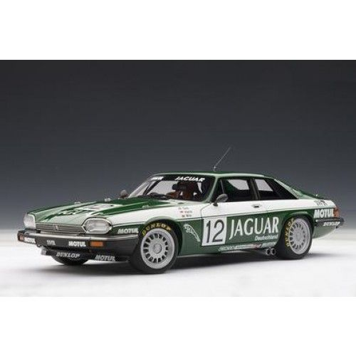 autoart jaguar xj s twr racing etcc spa francorchamps 1984 winner heyer percy