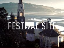 Epic new Festival in Port Merion in Wales.
