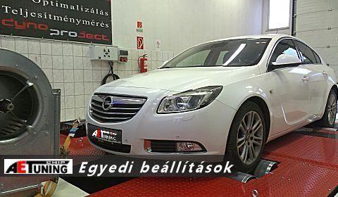 Opel Insignia 2.0CDTI Chiptuning referencia