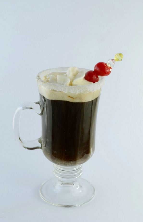 MONTE CRISTO COFFEE - This easy to make coffee is simply exquisite!
