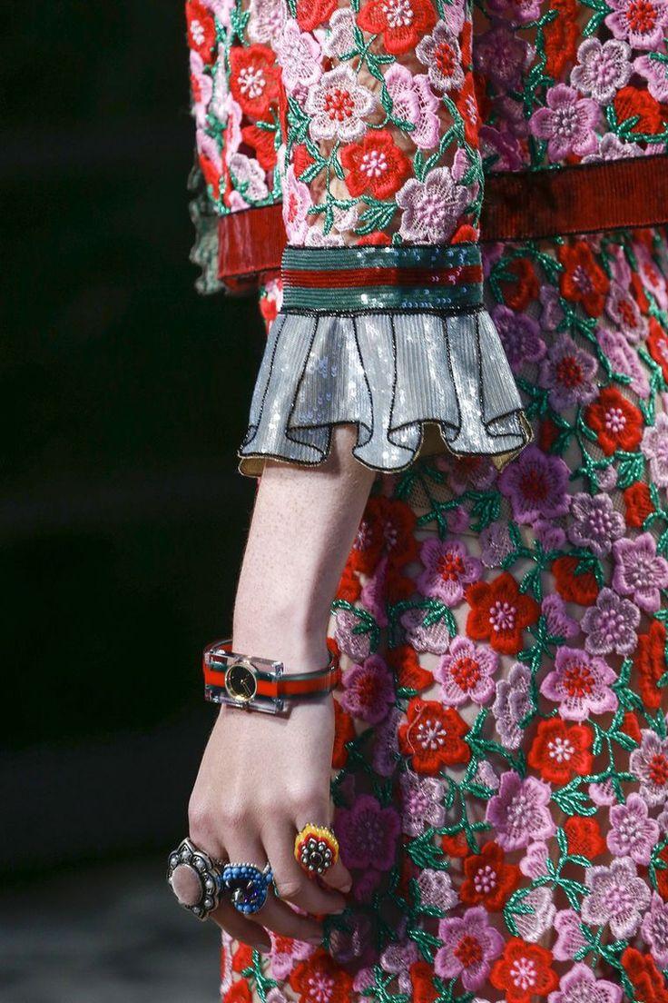 Модные кольца весна-лето 2016 в коллекции Алессандро Микеле - Ярмарка Мастеров - ручная работа, handmade