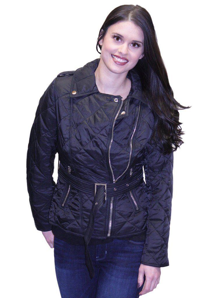 Molly Bracken Belted Jacket