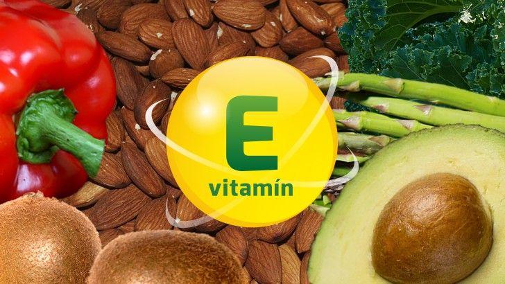 Abeceda vitamínů: E - nejdůležitější #antioxidant proti #stárnutí a #rakovina