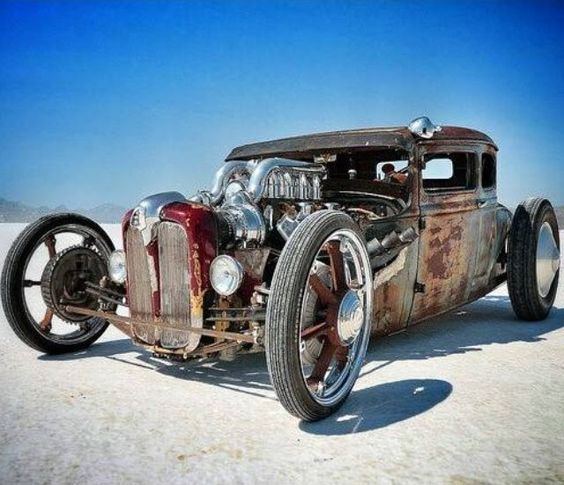 1000+ Images About Radical Rat Rods On Pinterest