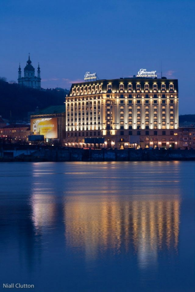 Fairmont Grand Hotel Kyiv  Venue for the ucpoming Fryday  #fryday; #kiyvafterwork;#hotel