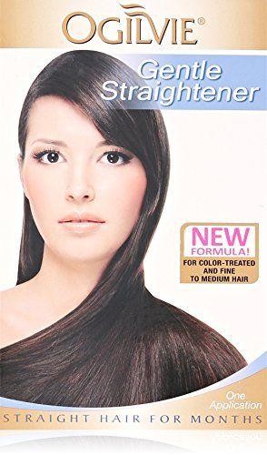 Ogilvie Gentle Straightener *** READ REVIEW @: http://www.passion-4fashion.com/beauty/ogilvie-gentle-straightener/