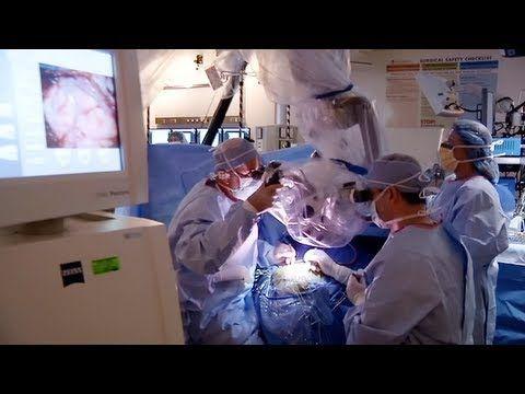Treating Moyamoya Disease - Boston Children's Hospital - YouTube