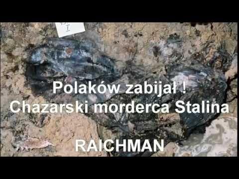 Stalin wybrał żydów do mordowania Polaków w Katyniu - Wolna Polska - Wiadomości
