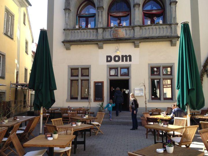DOM Café Bar Lounge in Konstanz, Baden-Württemberg