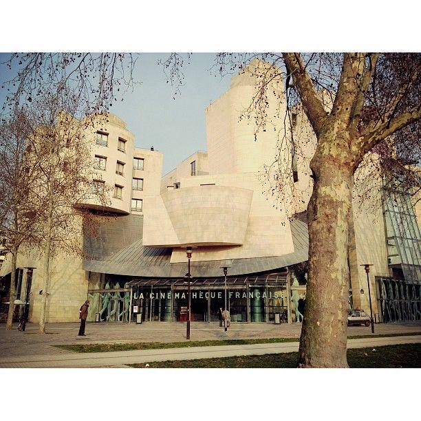 La Cinémathèque Française , Paris, Île-de-France