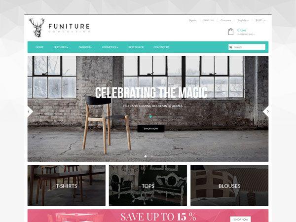 AP Furniture PrestaShop Theme