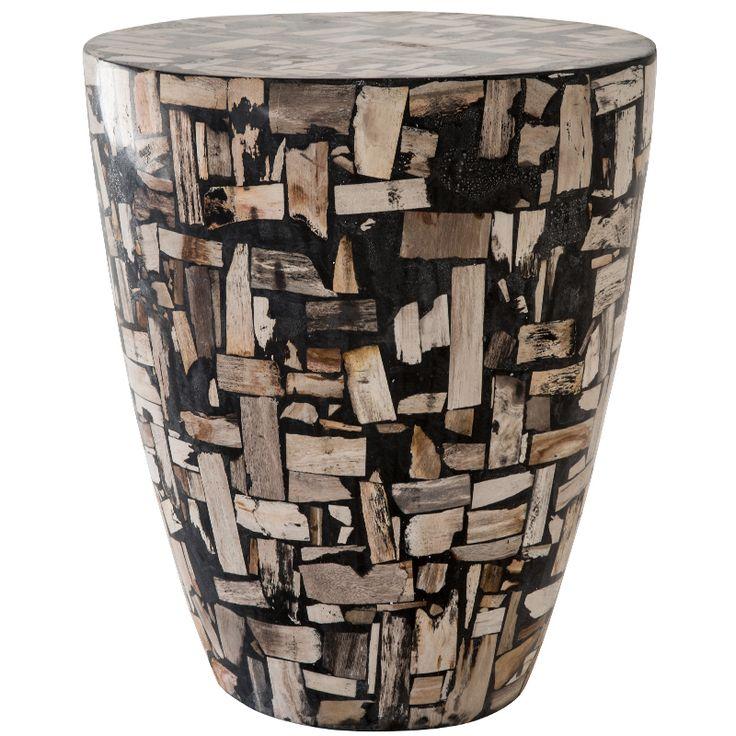 weylandts petrified drum stool R3995 = 222GBP