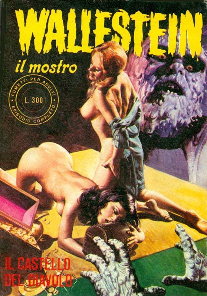 Wallestein (anno VI, n. 36, giugno 1977) Emanuele Taglietti
