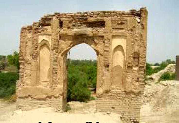Bab-ul-Islam Masjid, Rohri, Sukkur (Historical Structure built by Muhammad Bin Qasim)