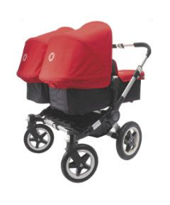 View details of Bugaboo Donkey Twin Pram & Pushchair