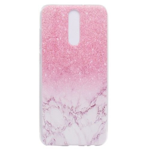 coque huawei mate10 lite rose