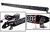 EyourlifeTM 220W 50″ 17600LM Curved Cree Led Light Bar Spot Flood Combo Beam Waterproof With Remote Controller